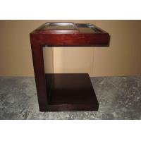 Wholesale Small Mahogany High End Modern Furniture Elegant Wood End Table For Bedroom from china suppliers