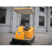 warehouse street sweeping machine