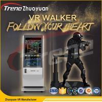 Wholesale Interactive Games Virtual Reality Walking Treadmill Simulator For Shopping Mall from china suppliers