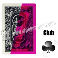 Wholesale China Zheng Dian 8845 Invisible Paper Playing Cards Poker Games Use from china suppliers