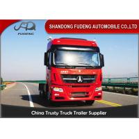 Wholesale 420 Horse Power Tractor Head Trucks 6 X 4 Drive Diesel Fuel Type from china suppliers