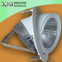 Wholesale 25w Shopping Mall LED Downlights, Elephant nose design shape LED Downlights from china suppliers