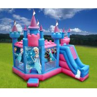 Wholesale Parks Inflatable Bounce Houses Princess Bouncy Castle For Sale from china suppliers