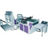Quality Plastic Film Hot Cut Bread Bags Making Machine 6KW 1000mm Max Bag Width for sale