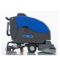 Buy cheap Full automatic battery walk behind floor scrubber cleaning equipment YJ-S7T from wholesalers
