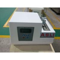 Wholesale 0~700 RMP DQ-150 Metallographical Low Speed Precision Cutting Machine from china suppliers