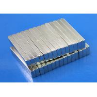 Wholesale Permanent Rectangular N38M Nickel Plated Magnets ISO9001 from china suppliers