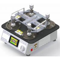Quality HTF-001 Martindale Abrasion And Pilling Tester (2,4,6,8 heads-Touch Screen for sale