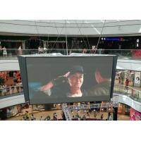 Wholesale Indoor Adverting LED Wall Screen for Palza Triangle Lifting Style from china suppliers