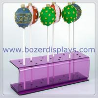 Buy cheap 2013 HOTTEST Cake POP Lollipop Acrylic Display Stands Wholesale from wholesalers
