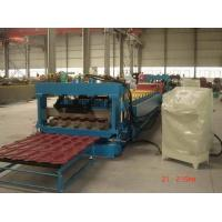 Wholesale 5.5 KW Automatical Steel Rolling Forming Machine 100% Waterproof from china suppliers