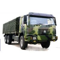 Wholesale Economic Cargo Truck 25 Tons 6X4 LHD Euro2 290HP with Electric Window Regulator from china suppliers