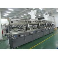 Wholesale Round Surface Screen Print Machine 4000Pcs / Hr With Visual Detection from china suppliers
