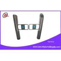 Wholesale Smart Card Door Access Control System Swing Barrier Gate With Wide Channel from china suppliers