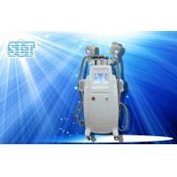 Wholesale Non-invasive Cryolipolysis Lipo Laser Body Slimming Equipment / Cavitation RF Weight Loss from china suppliers