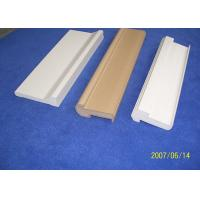 Wholesale White Water-Proof Foam Decorative Moldings 7ft Backband Astragal For Door from china suppliers