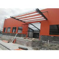 Wholesale Economical Fire Proofing Prefabricated Steel  Strcuture Workshop Buildings Fast Assemble Metal from china suppliers