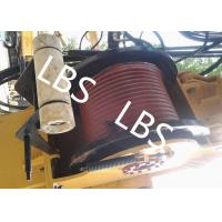 Quality High Efficient Offshore Winch Wire Rope Rotary Drilling Rig Winch With Lebus Drum for sale