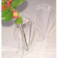 Wholesale acrylic flower stand flower holder from china suppliers