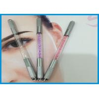 Wholesale Tattoo Gun Type / Manual Gun Type 3d Eyebrow Tattoo Pen With Two Side Head from china suppliers