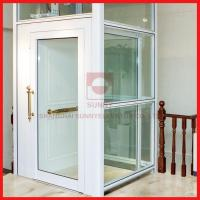 Wholesale Glass Home Lift/Small Passenger Lift for 3-5 Persons from sunny from china suppliers