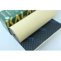 Wholesale SGS Test Sound Absorbing Foam 50mm Black Waterproof Soundproof Material For KTV from china suppliers