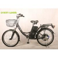 Wholesale 24 Inch nice Pedal Assist Electric Bike , lady and child style with two seats from china suppliers
