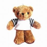 Wholesale Super Cute Plush Toy Bear, Good for Children's Playing from china suppliers