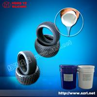 Buy cheap Platinum cured silicone rubber for tire mold from wholesalers
