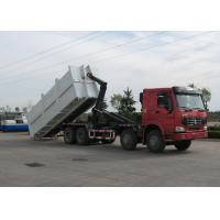 Wholesale SINOTRUK HOWO 20-25 CBM Carriage Removable Garbage Disposal Truck from china suppliers