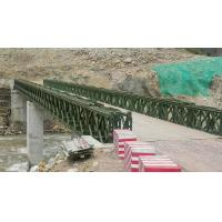Wholesale Highly Mobile Emergency Bridge Q345B Steel Easy Recycle Transport from china suppliers