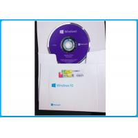 Buy cheap MICROSOFT WINDOWS 10 PRO PROFESSIONAL ORIGIINAL COA STICKER  +64BIT DVD OEM Box from wholesalers