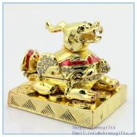 Wholesale God beast the mythical wild animal shape old jewelry boxes SCJ971 from china suppliers