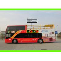 Wholesale Creative Bus Ads Mobile led bus display for Digital Bus Advertising , High definition from china suppliers