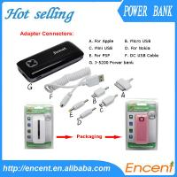 Wholesale 2013 New Design High Capacity 5200mah Power Bank Pocket Size from china suppliers