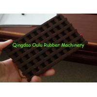 Wholesale Prefabricated Type Rubber Mat Machine , Rubber Track Making Machine from china suppliers