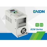 Wholesale 0.4KW 220V Variable Frequency Converter Single Phase AC Drive Small Volume from china suppliers