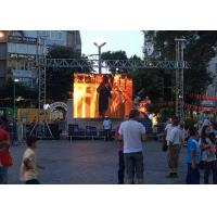 Wholesale Lightweight Hd Outdoor Rental Led Screen Video Wall For Hire , High Refresh Rate from china suppliers