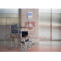 Buy cheap Hospital Patient Elevator Electric Parts and Mechanical Parts from wholesalers