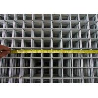 Wholesale Building  Welded Mesh Panels , Galvanized Welded Wire Mesh Sheets For District from china suppliers