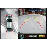 Wholesale Night Vision HD DVR Car Camera, 360 Degree  Bird View Parking System  with Wide View Angle. from china suppliers