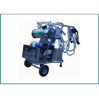 Wholesale Pail Portable Diesel / Petrol Motor Single Cow Milking Machine With Westifilia Milking Liner from china suppliers