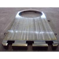 Wholesale AISI 4130 AISI 4140 AISI 4340 Forging Forged Steel Low Alloy Steel Valve Plates from china suppliers