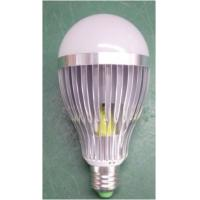 Wholesale SMD5370 12 Watt Household Led Light Bulbs E27 Isolated Driver Aluminum Shell 3000K from china suppliers