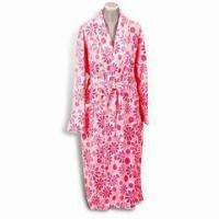 Wholesale Ladies Robe, Available in Various Sizes and Designs from china suppliers