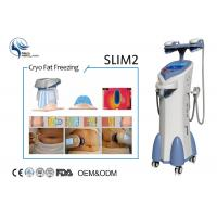 Wholesale Four Handles Work Together Coolsculpting Cryolipolysis Machine For Cellulite Removal from china suppliers