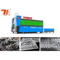 Wholesale Architectural Model Metal Laser Cutting Machine Water Cooling 3 Axis Laser Cutter from china suppliers