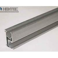 Wholesale Solar Rail / solar panel roof mounting hardware Polished	 , Silver Anodizing from china suppliers