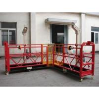 Wholesale Durable Electric Window Cleaning Platform Corrosion resistance for installation billboard from china suppliers