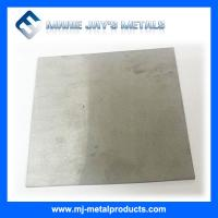 Buy cheap High quality hot selling HIP Sintered Tungsten Carbide Plates from wholesalers